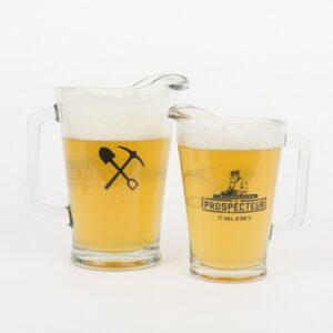 Pichet à bière
