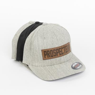 Casquette flexfit Patch du Prospecteur